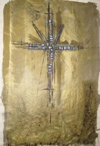undercroft cross