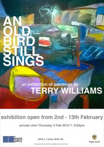 terry williams jpeg poster